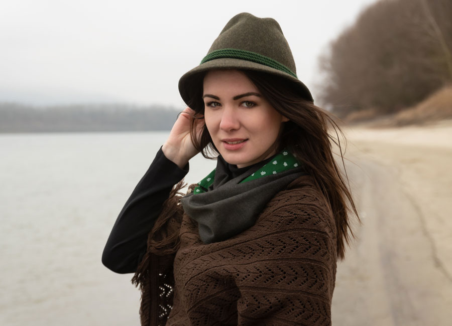 Le chapeau feutre un accessoire elegant et chic