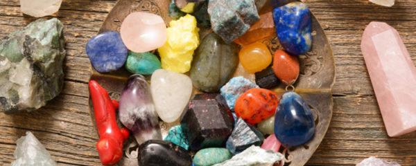 Vertus des pierres naturelles