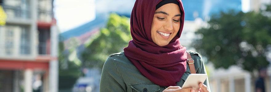 Modèles de hijabs